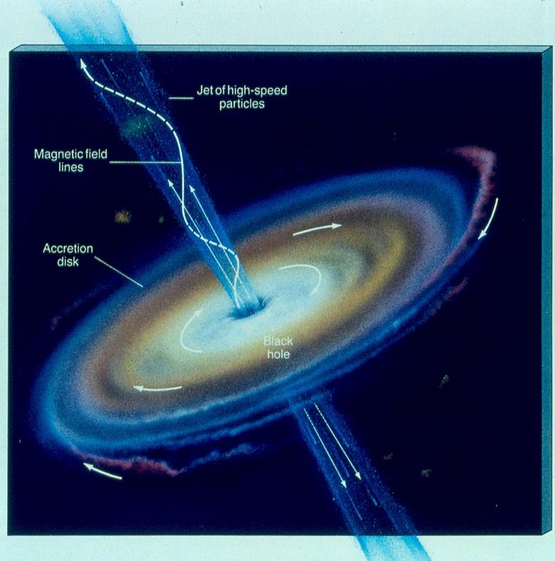 black hole accretion - photo #27