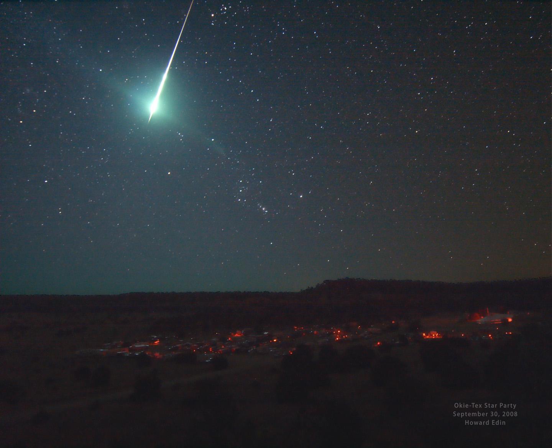 Oklahoma Space Stuff